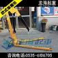 龙升LLH-A10欧式单臂吊【2吨折叠式液压小吊机】苏州
